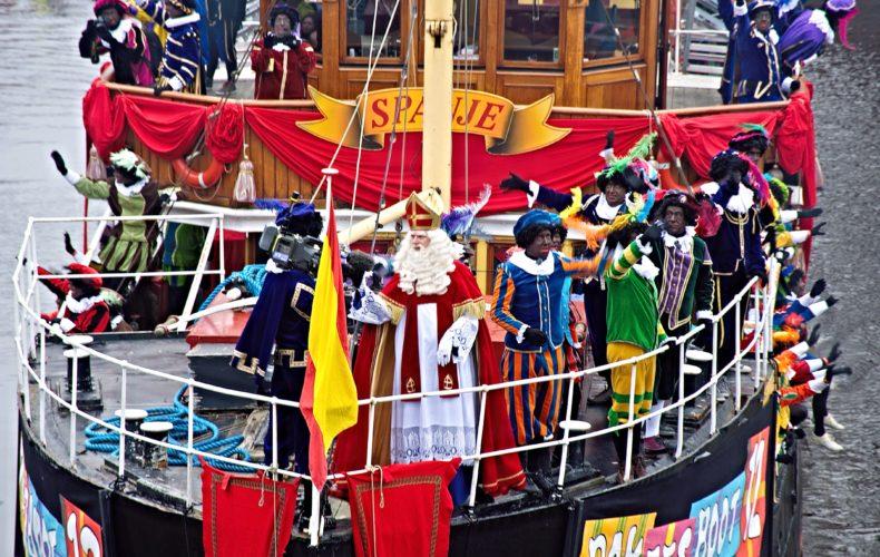 Ställ in rasistiska Sinterklaas-paraden överallt