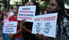 """""""Svart hud är inget vapen"""": Om Ferguson"""