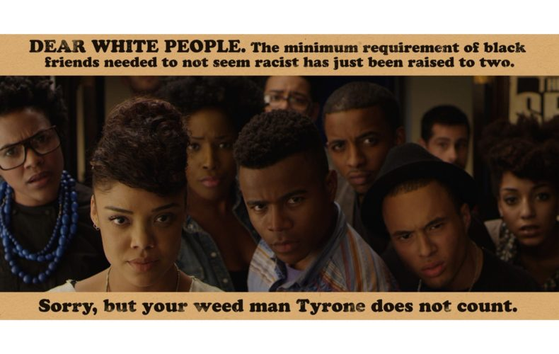"""Recension: """"Dear White People"""""""
