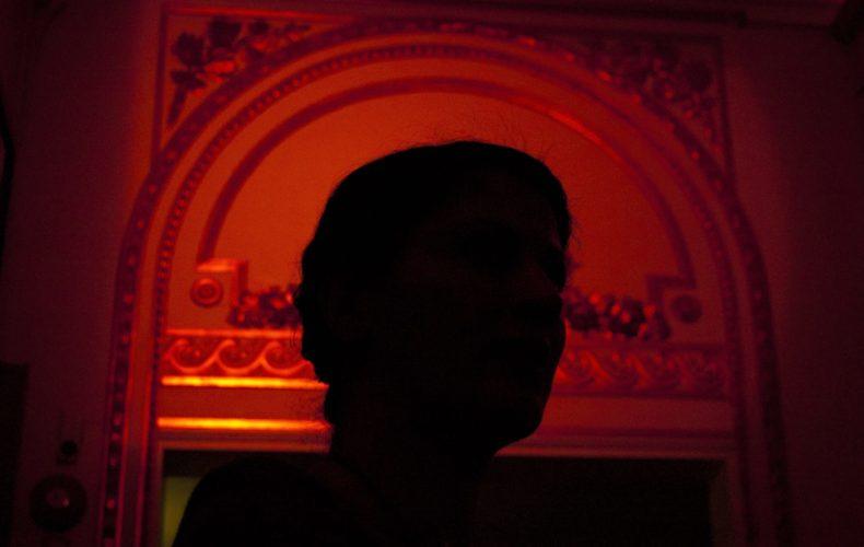 Hon har lång luft: ett porträtt av Berivan Yildiz