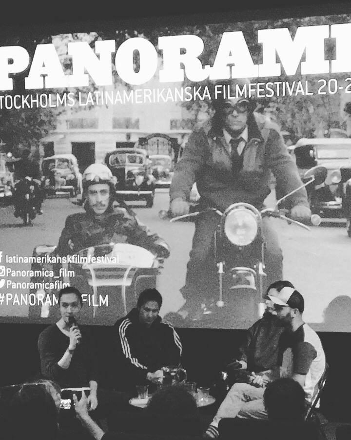 Filmskapare från den latinamerikanska diasporan i Sverige