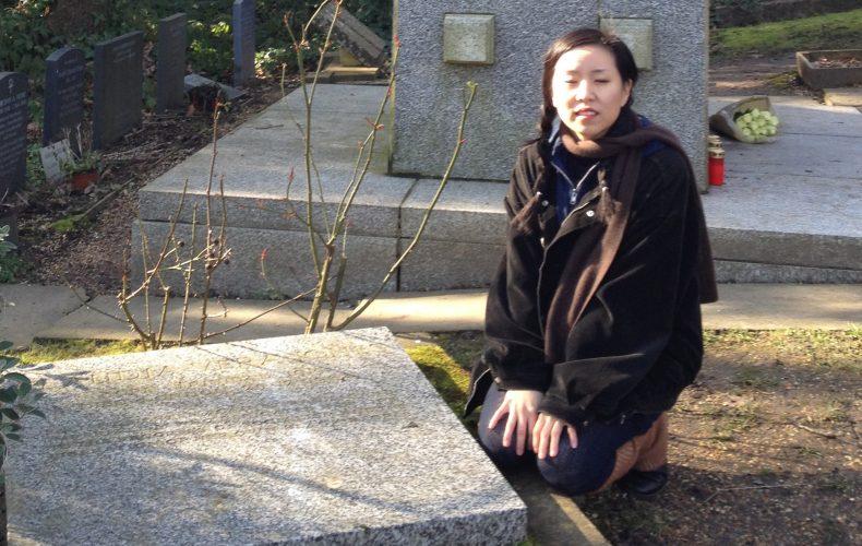 8 mars-enkät med Sarah Kim