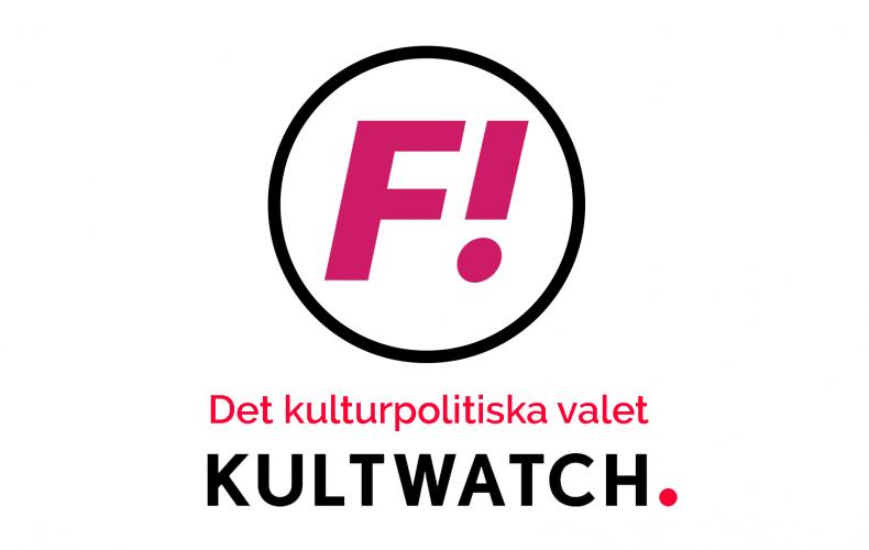 Kulturpolitik 2018: Feministiskt initiativ