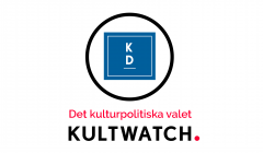Kulturpolitik 2018: Kristdemokraterna