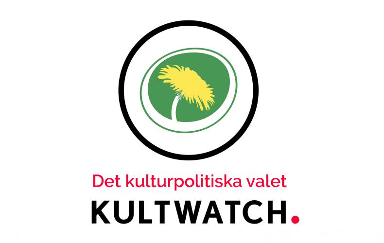 Kulturpolitik 2018: Miljöpartiet