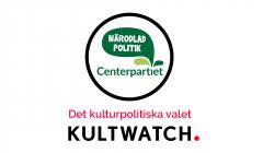 Kulturpolitik 2018: Centerpartiet