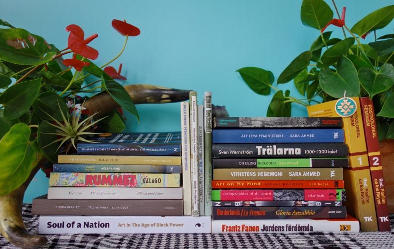 Ordets makt – böcker, bibliotek och berättelser