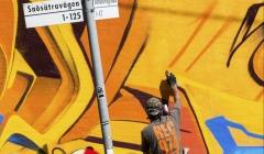 Nordens största graffitifestival är självorganiserad