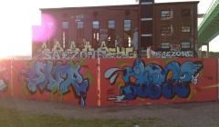 Graffiti i Göteborgs stad. Från varböld till konstens rum