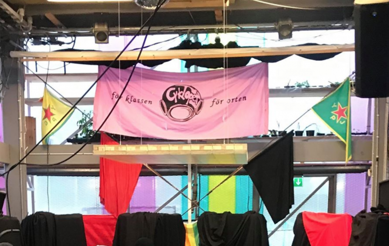 Radio 1 maj 2020: Brandtal