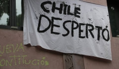 Culture in agony. The situation of cultural workers in Chile